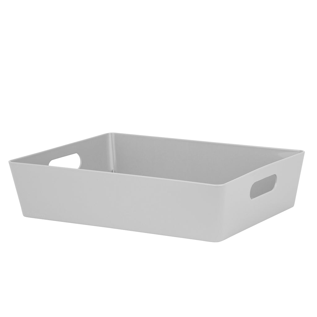 Studio Basket 5.01 Rectangular Cool Grey