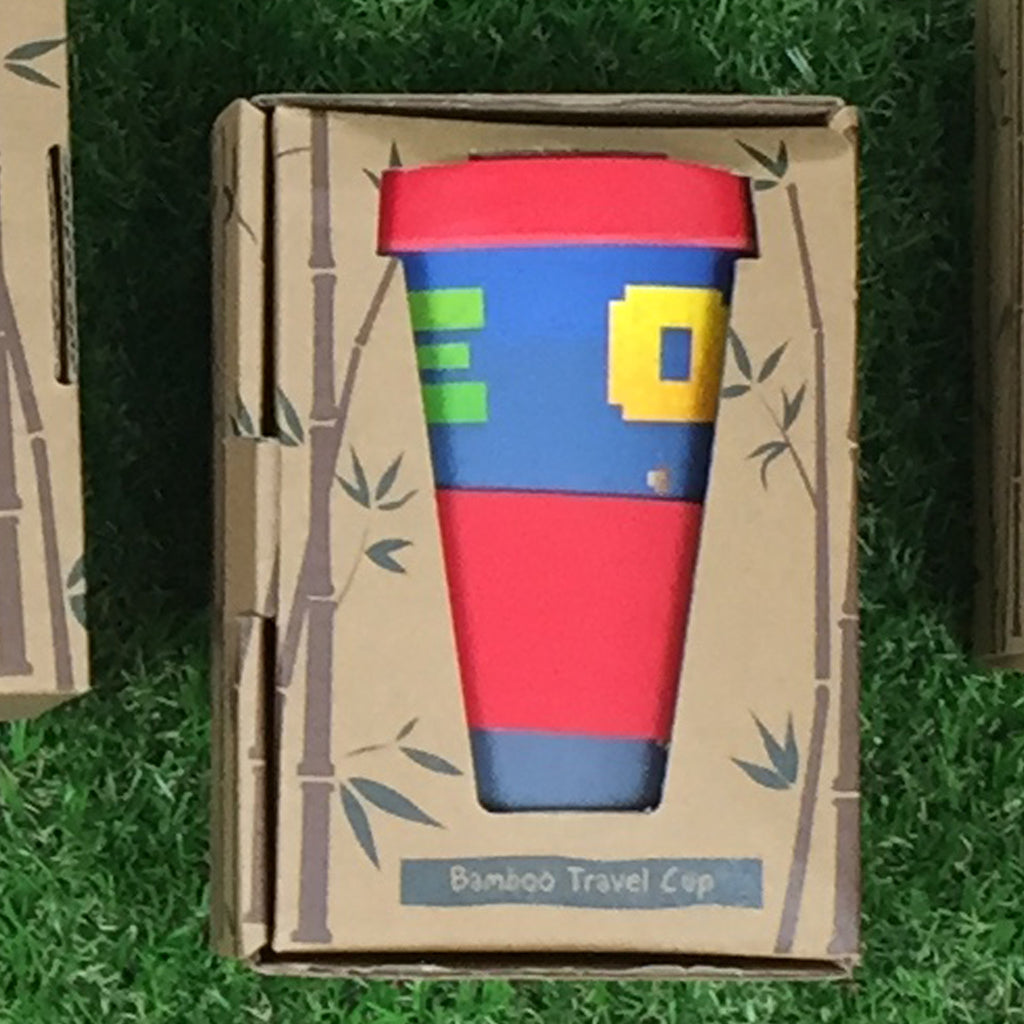 Bamboo Travel Cup - Game Over