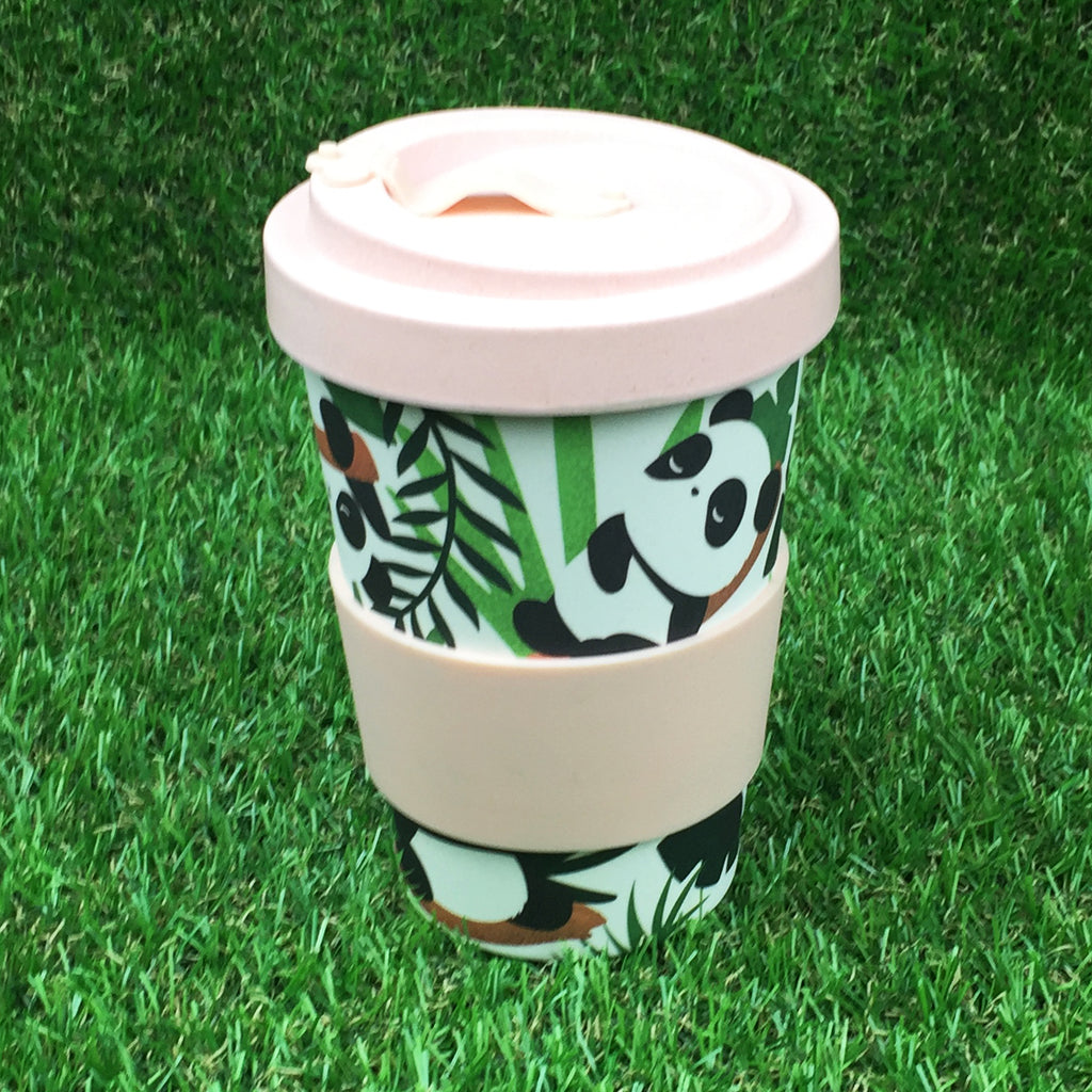 Bamboo Travel Cup - Panda
