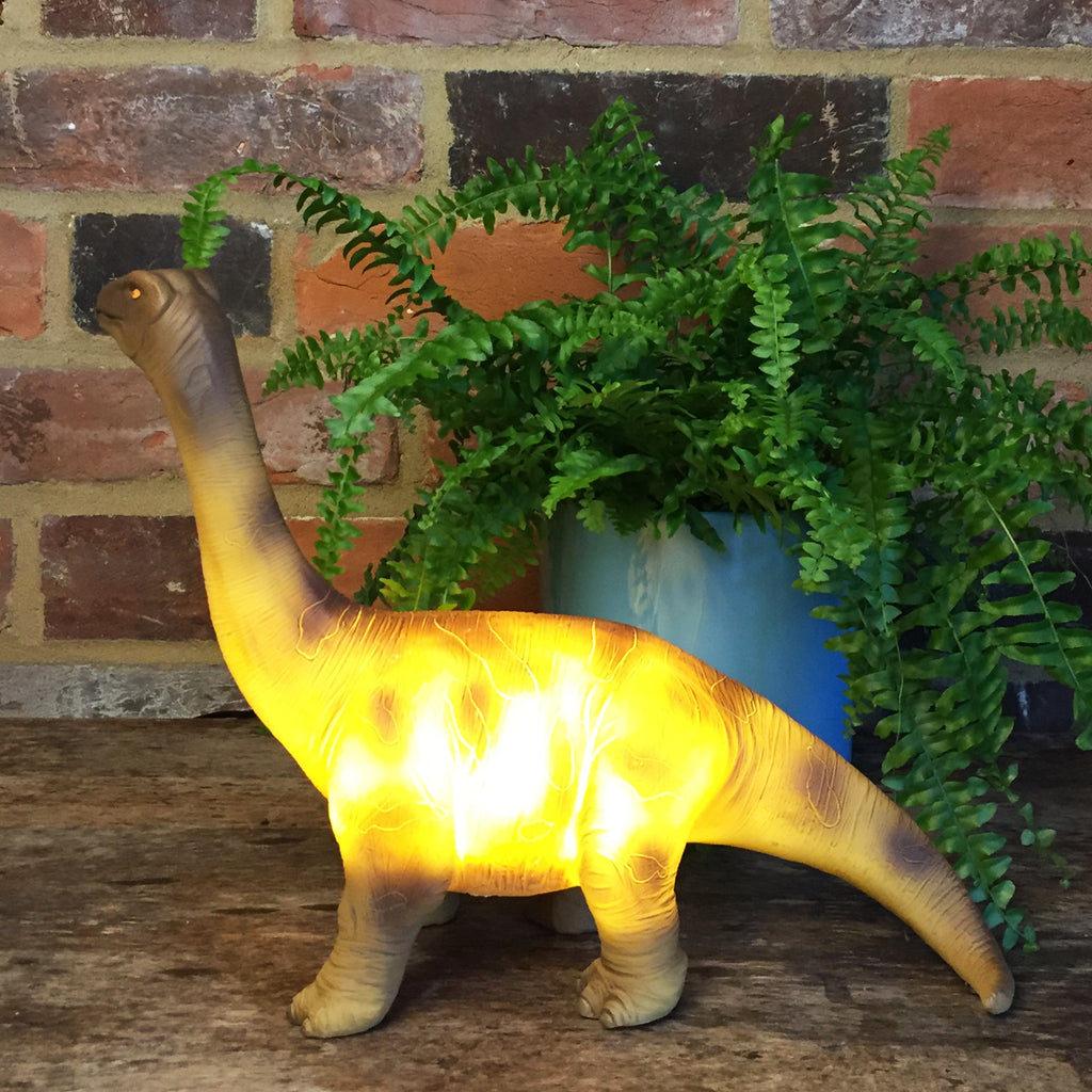 Brachiosaurus Dinosaur Nightlight