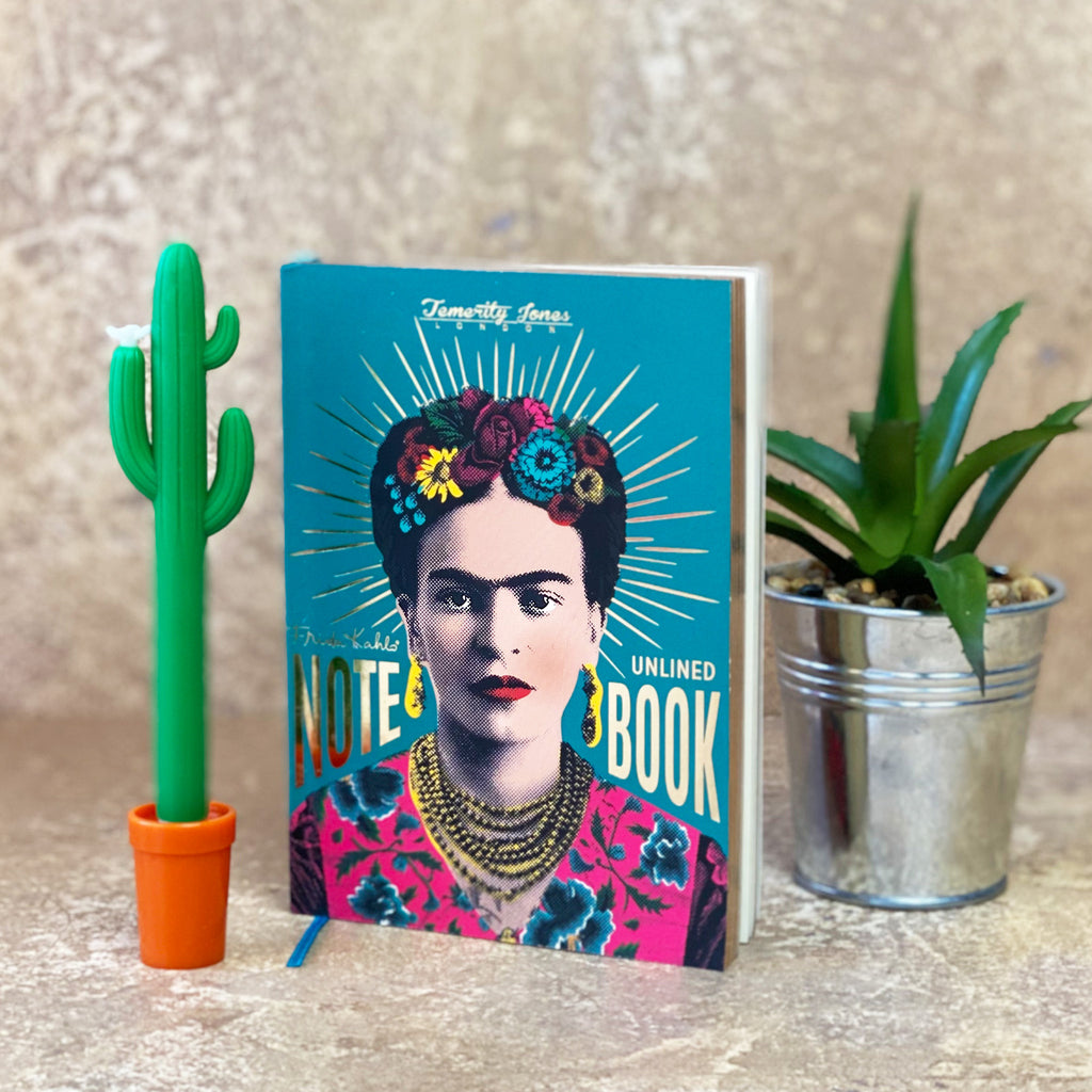Frida Kahlo Notebook A6