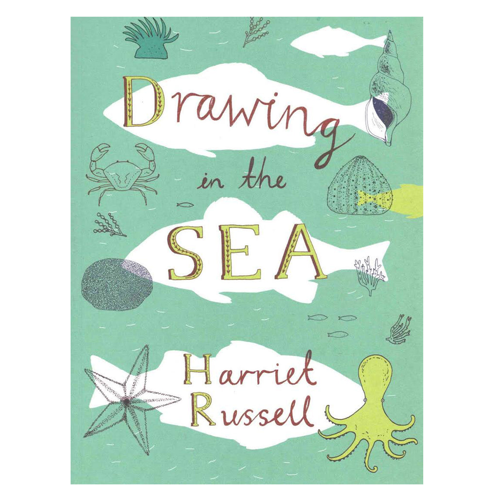 Drawing In The Sea Activity Book