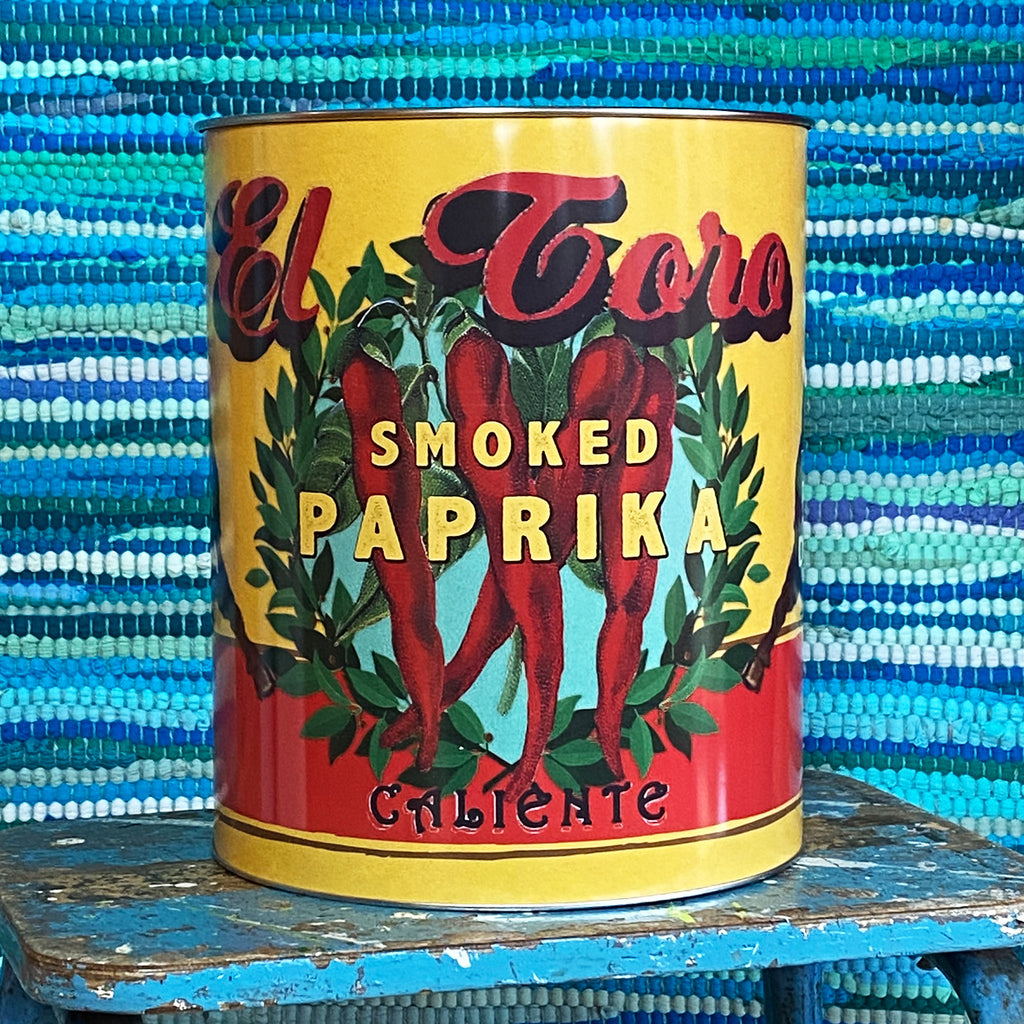 Ex Large El Toro Storage Tin