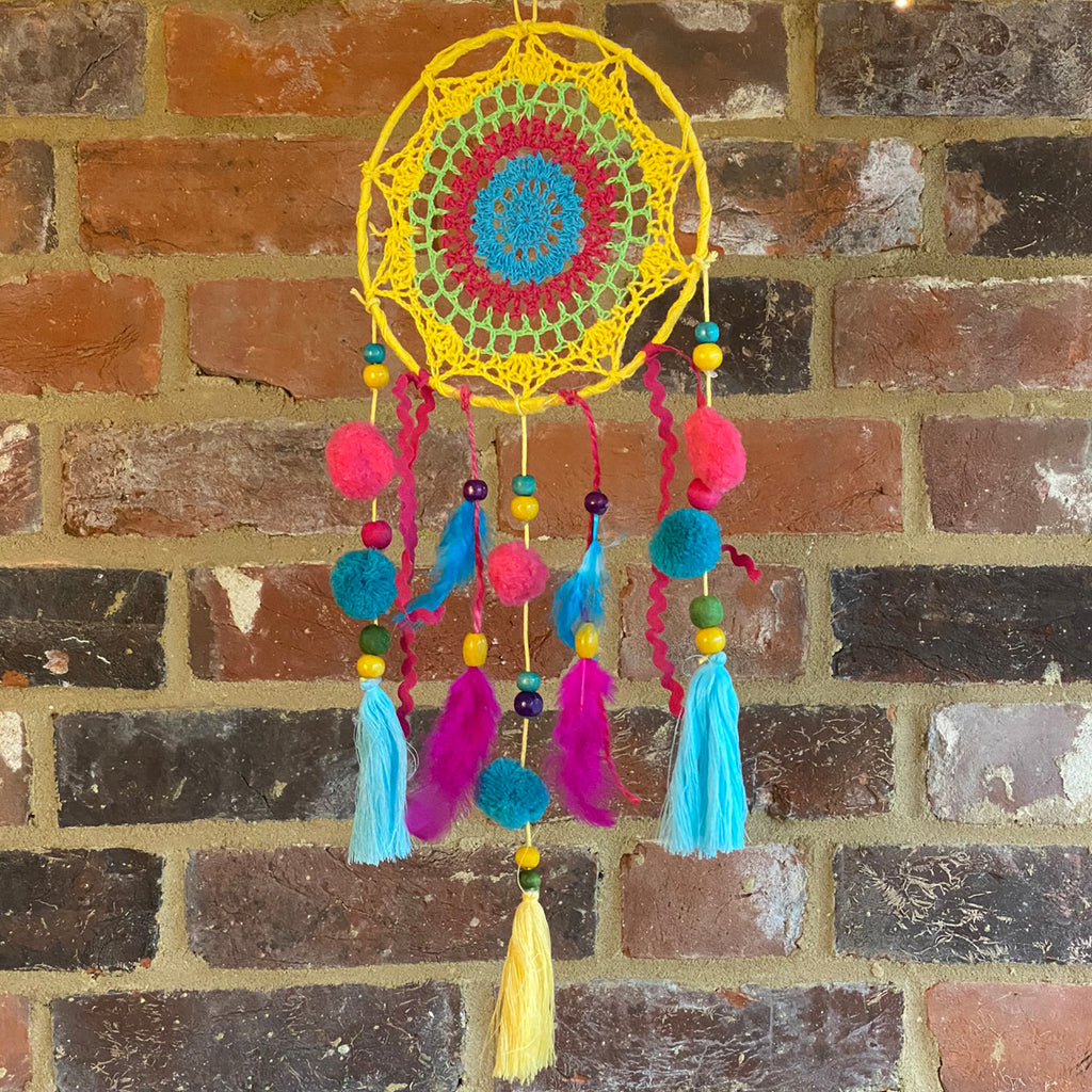 Fiesta Dream Catcher