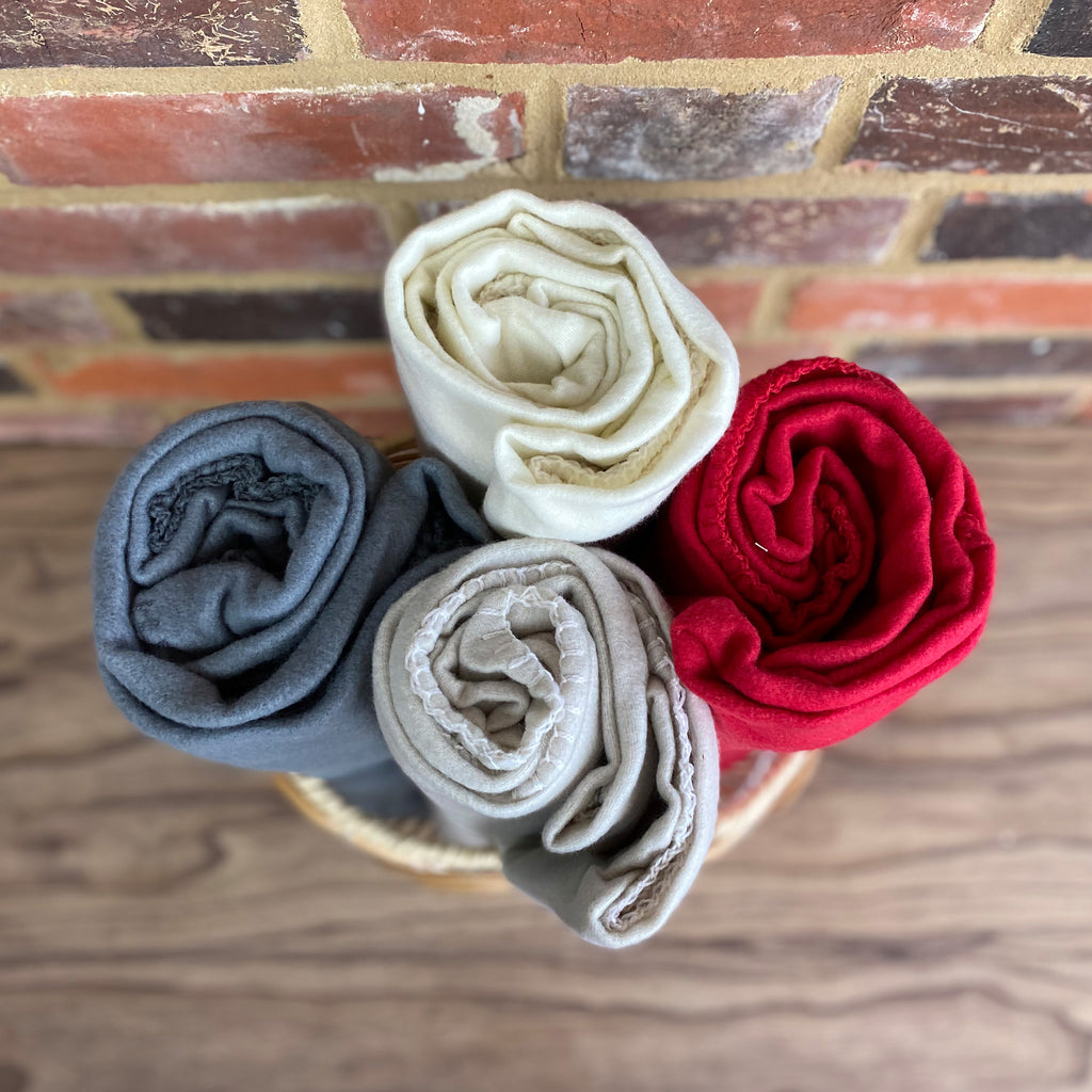 Fleece Throw Naturals