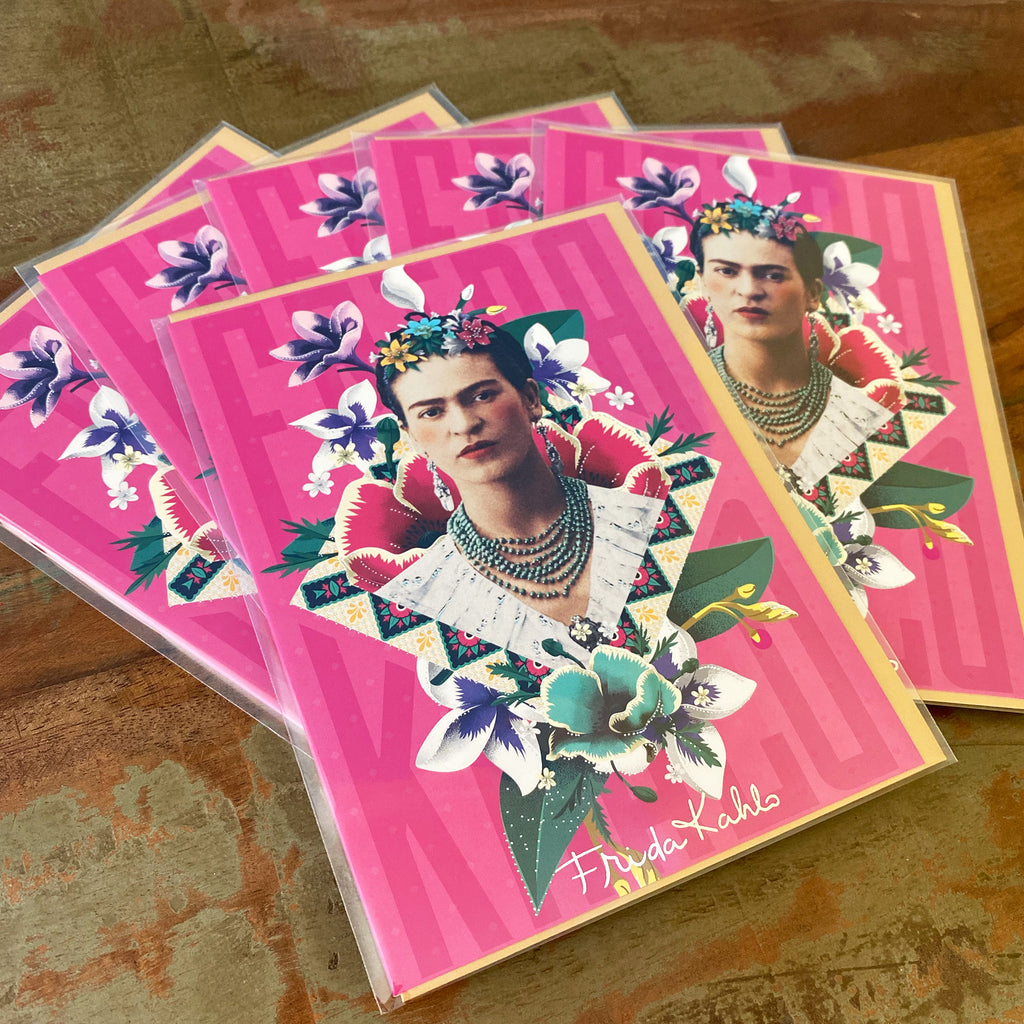 Set of 6 Frida Kahlo Greeting Cards