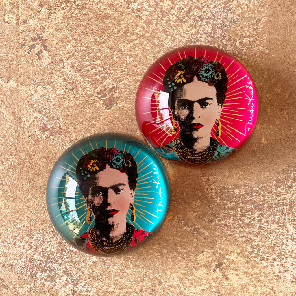 Frida Kahlo Paperweight