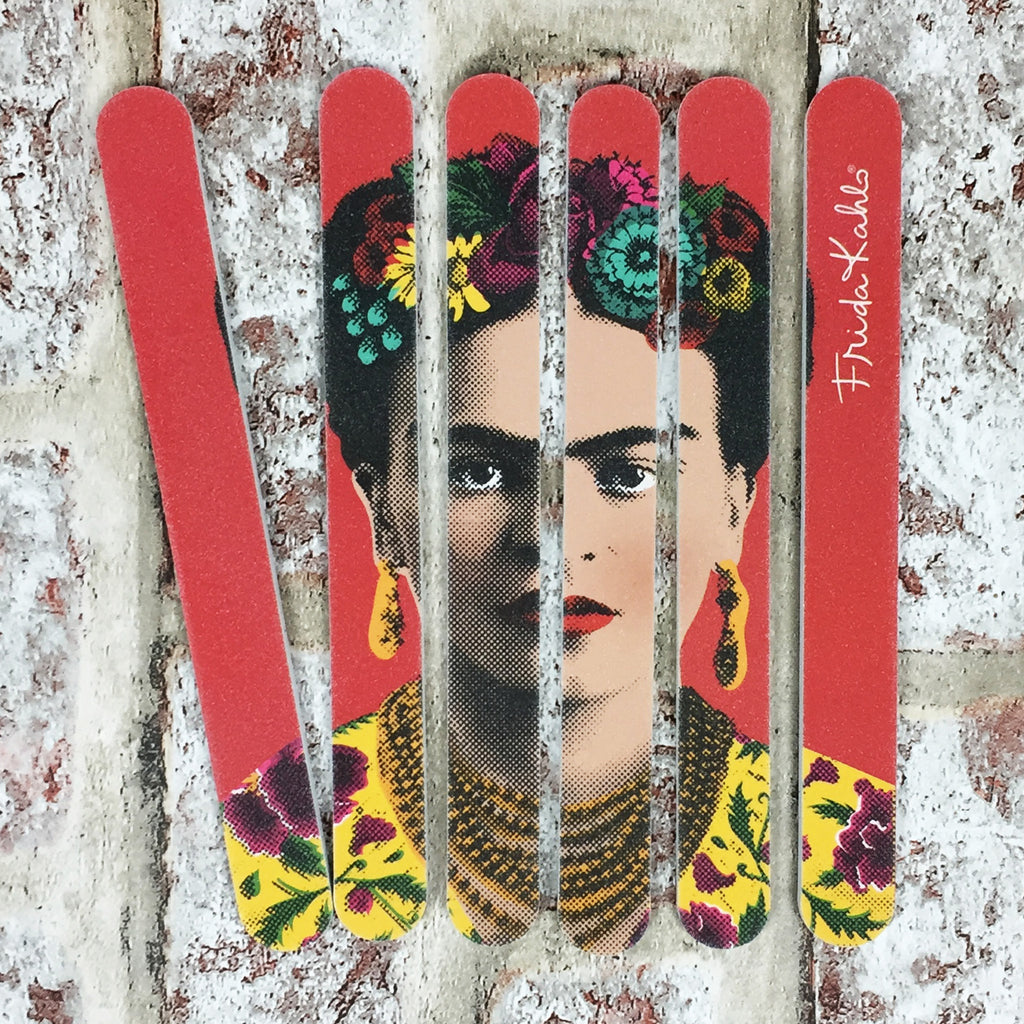 Frida Kahlo Emery Boards