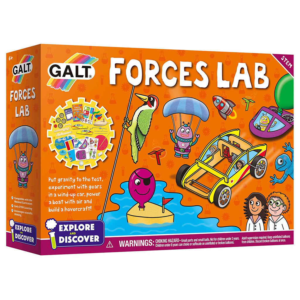 Forces Lab Game