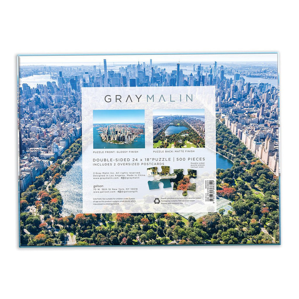 Gray Malin New York City 500 Piece Puzzle