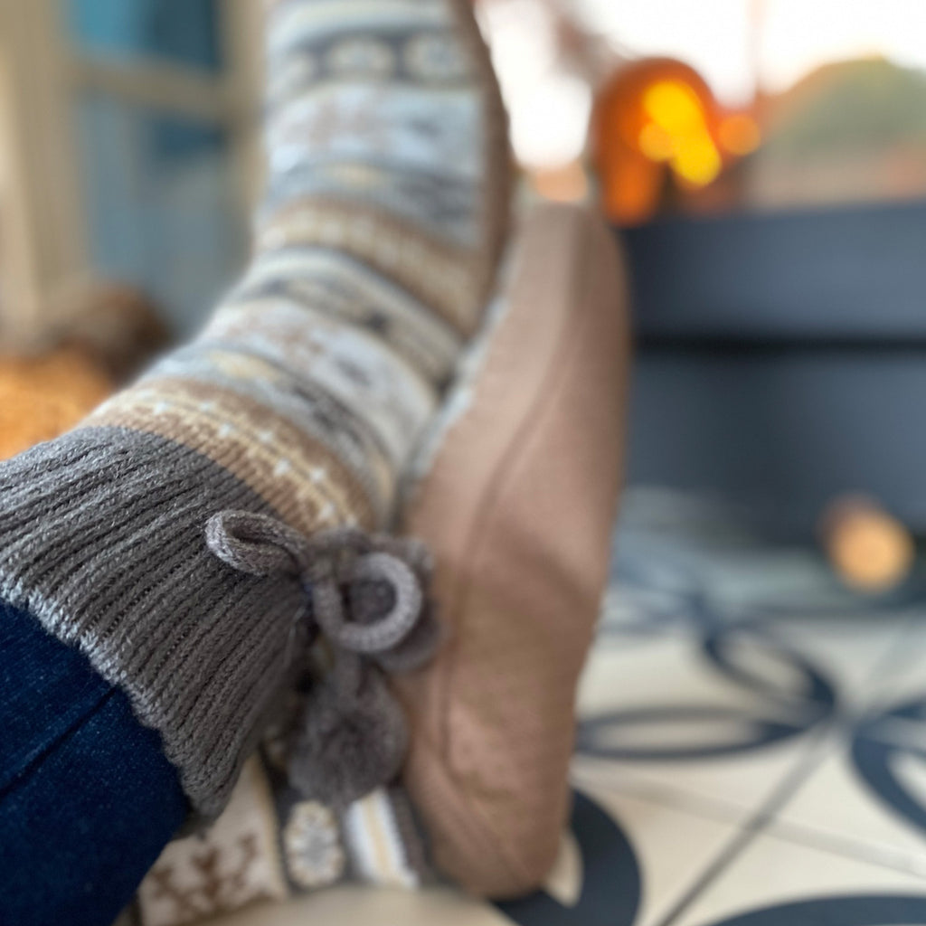 Women's Hygge Slipper Socks -
