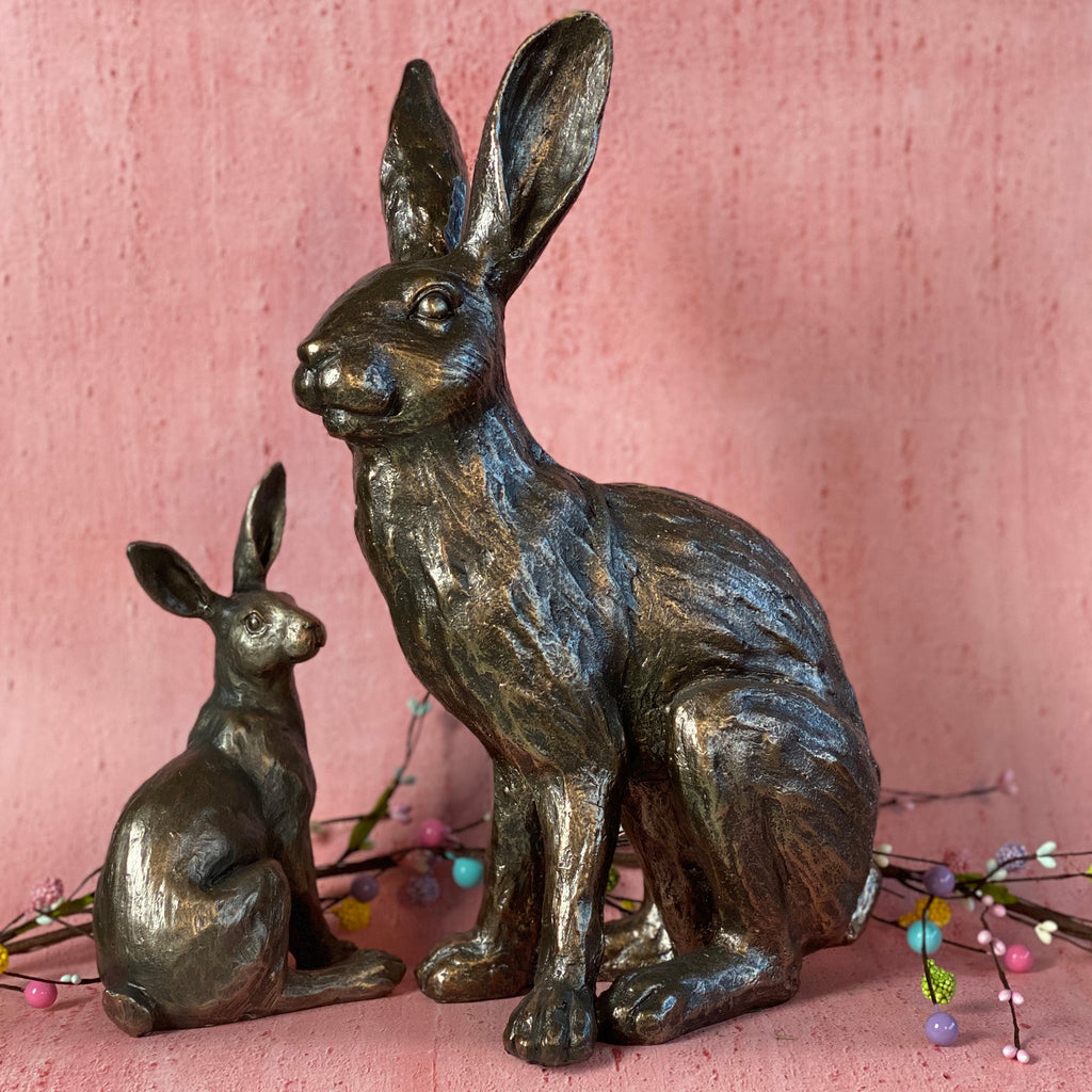 Handsome Hare Ornament