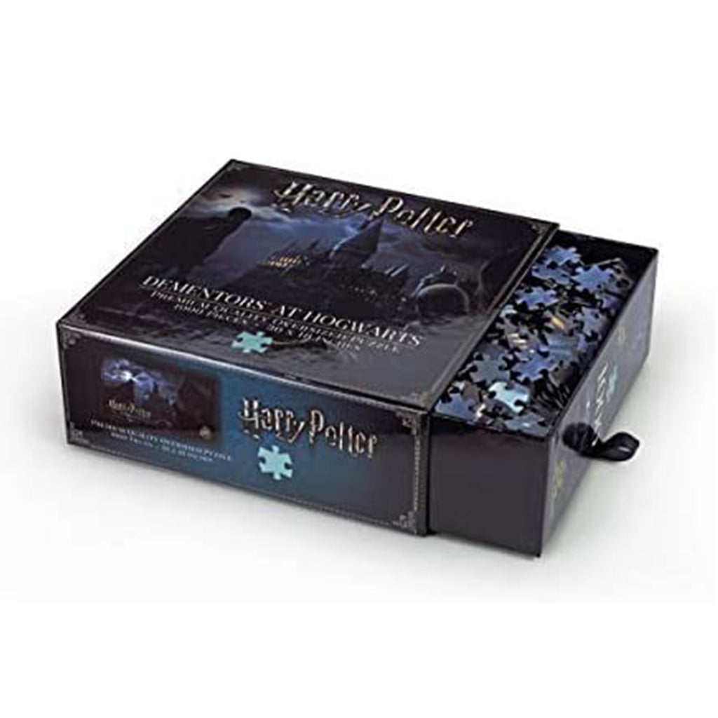 Dementors At Hogwarts - Harry Potter 1000 Piece Puzzle