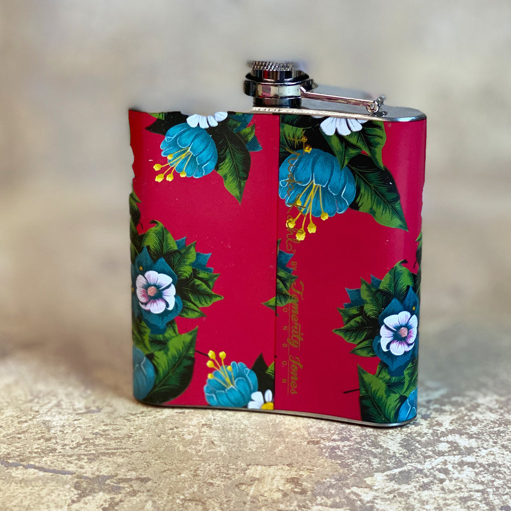 Frida Kahlo Hip Flask