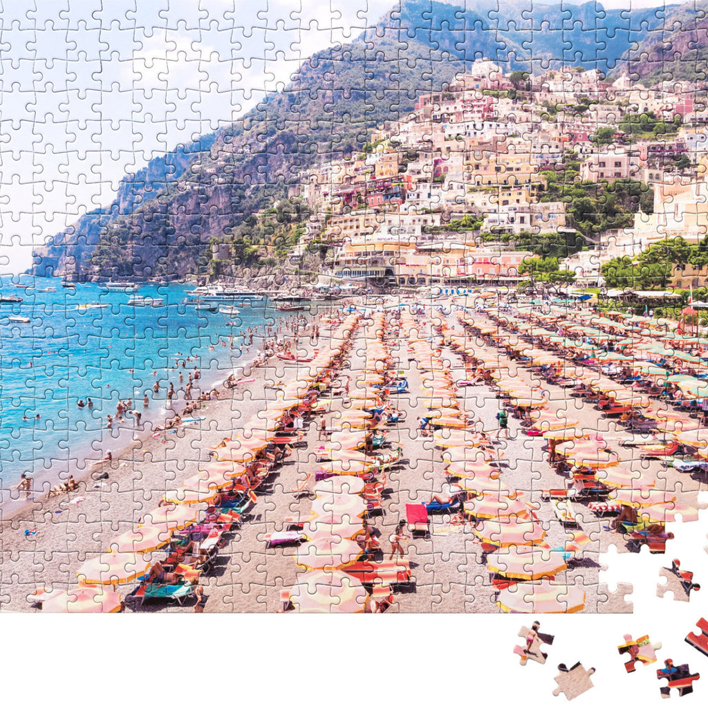 Gray Malin - Italy Double Sided 500 Piece Puzzle