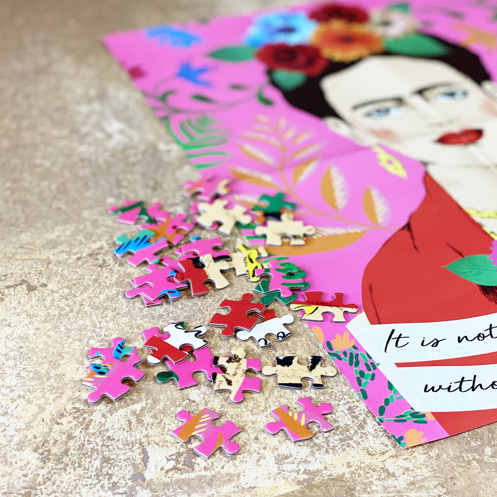 Frida Kahlo Jigsaw Puzzle - 500 pieces
