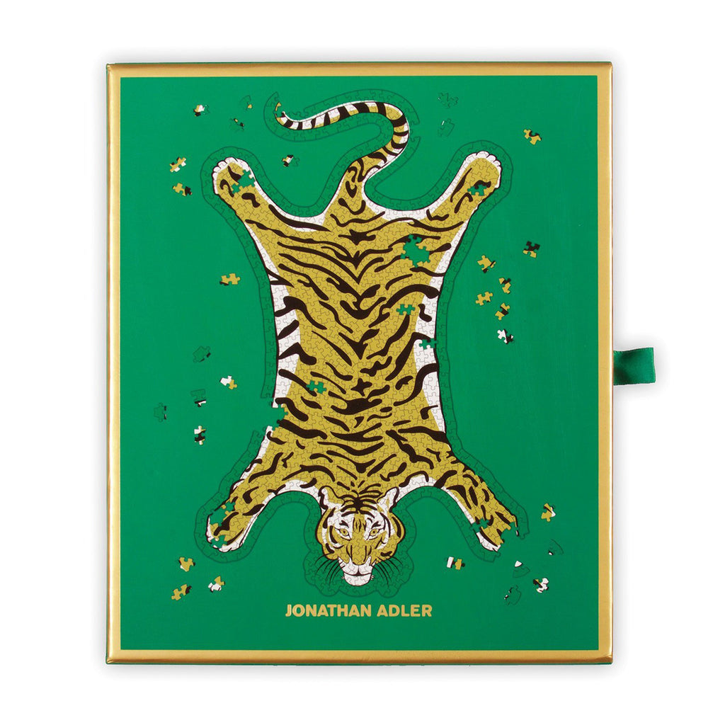 Jonathan Adler Safari 750 Piece Shaped Foil Puzzle