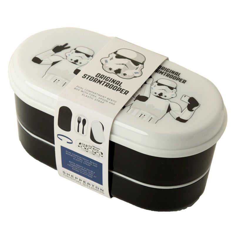 The Original Stormtrooper Bento Box Lunch Box