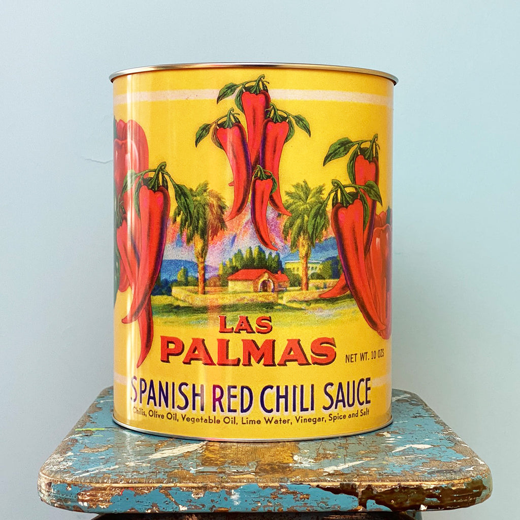 Large Las Palmas Storage Tin