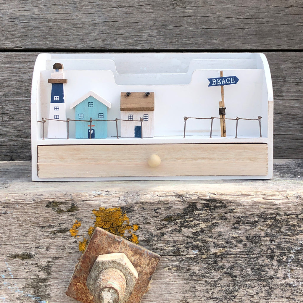 Beach House Letter Holder