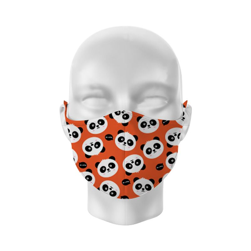 Cutiemals Panda Reusable Face Mask Kids