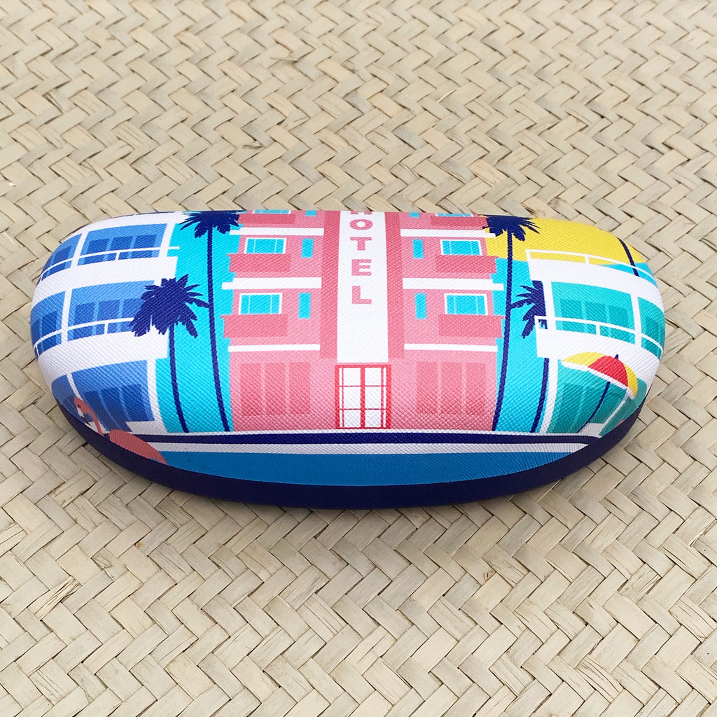 South Beach Sunglasses case