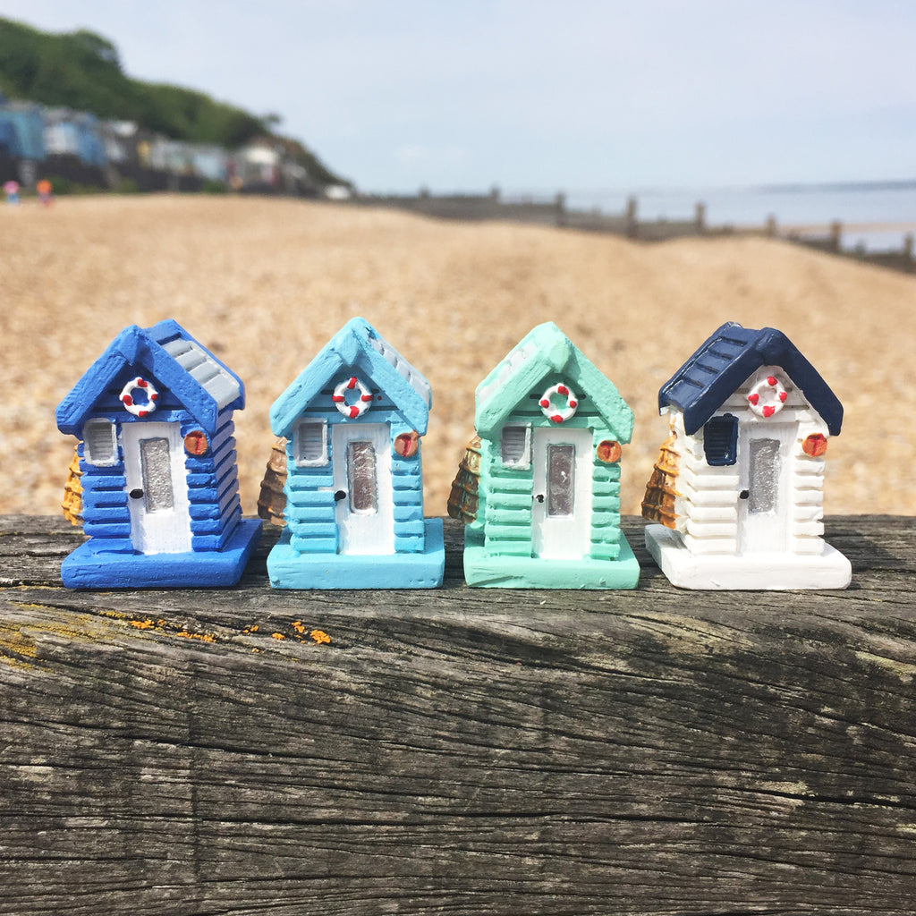Mini Beach Huts