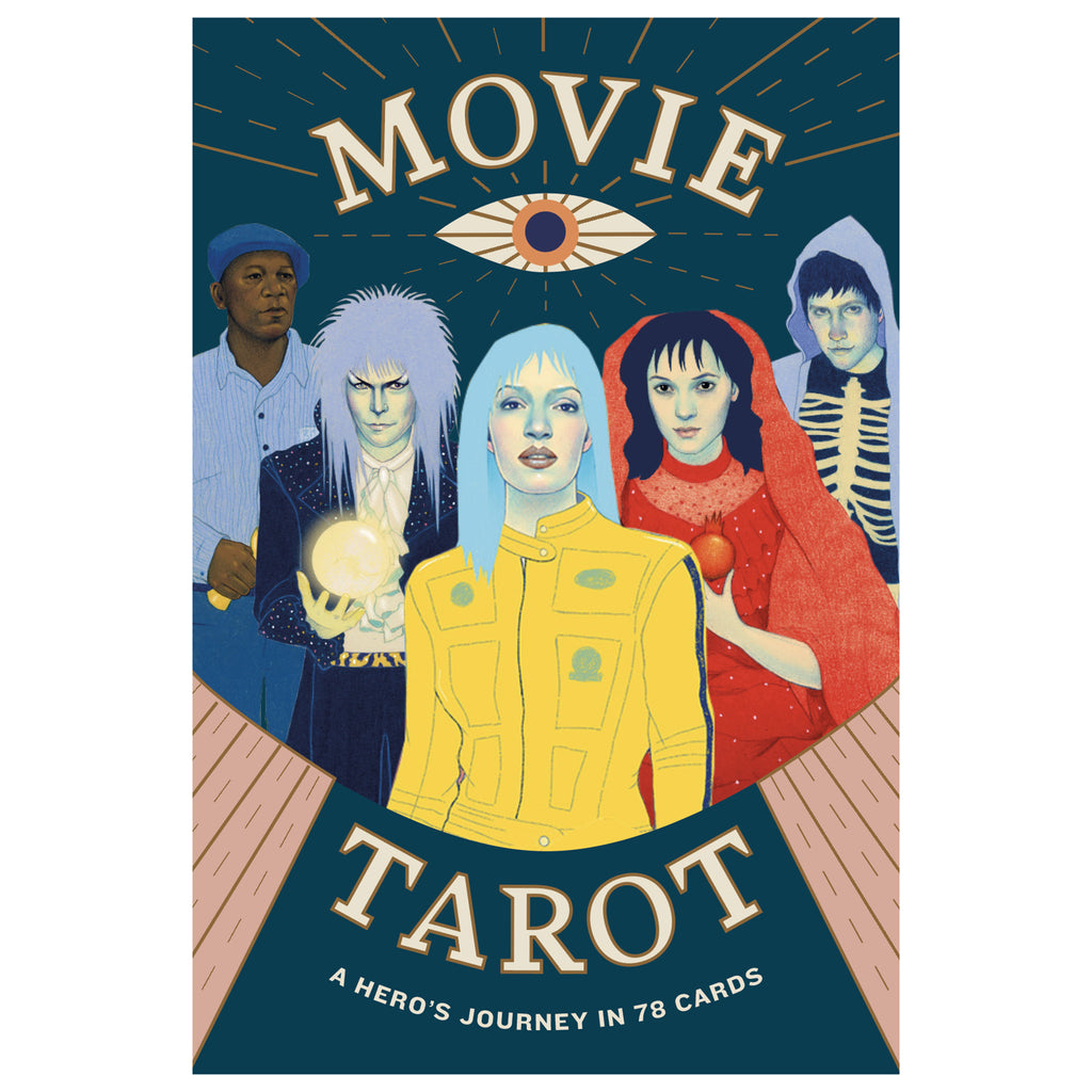 Movie Tarot Cards