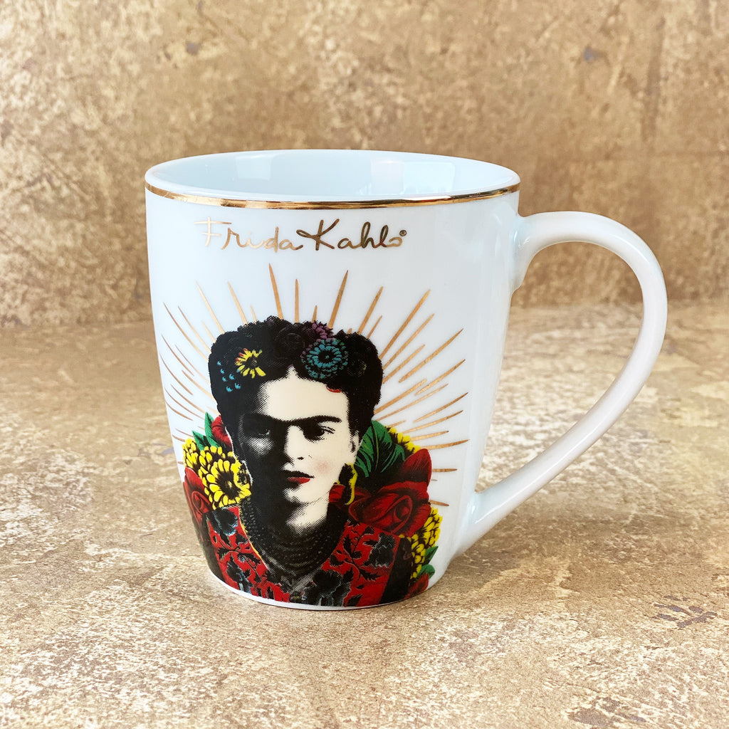 Frida Kahlo Bone China Mug