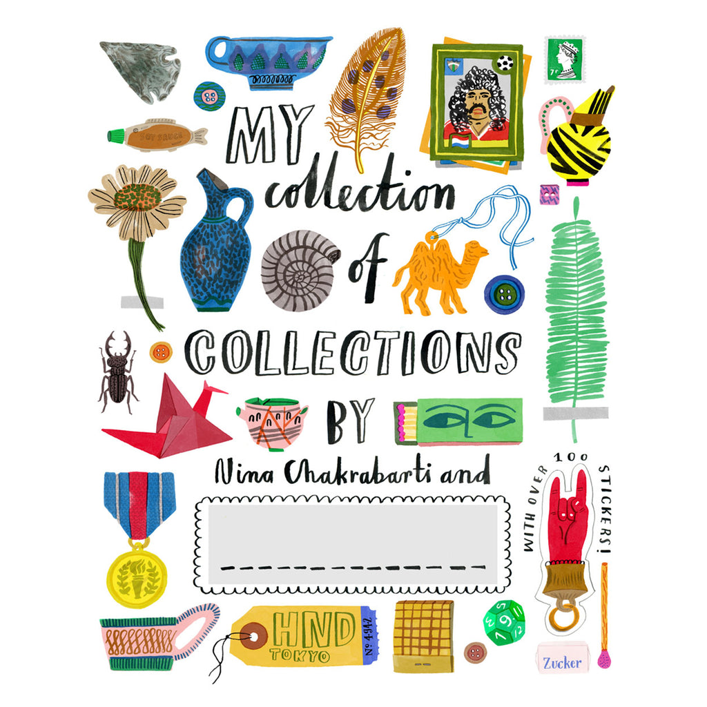 My Collection Of Collections Book