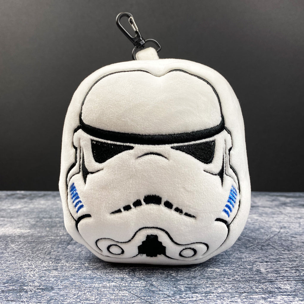 Relaxeazzz The Original Stormtrooper Travel Pillow & Eye Mask