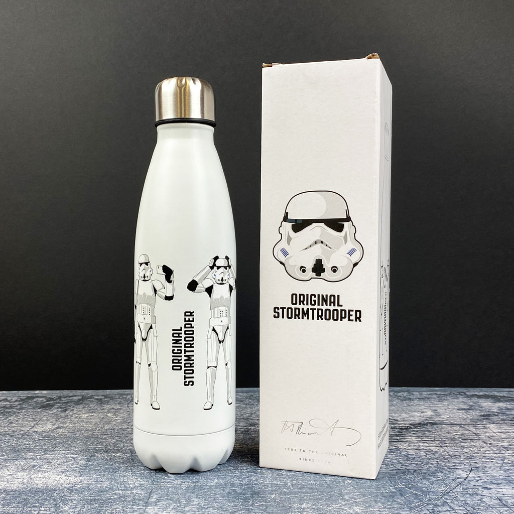 The Original Stormtrooper Reusable Stainless Steel Bottle
