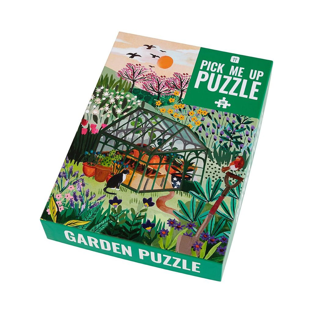 Gardening Jigsaw Puzzle - 500 pieces