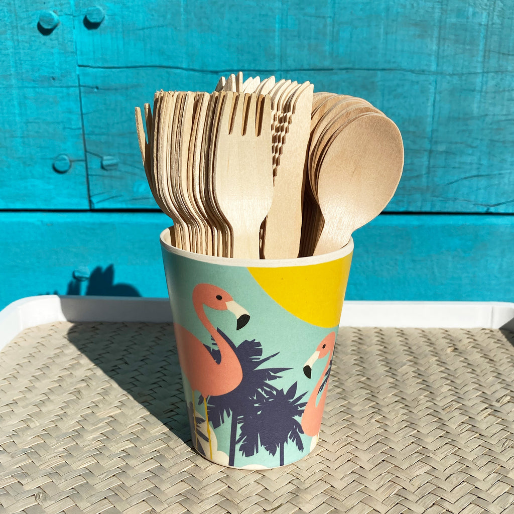 South Beach Bamboo Cup