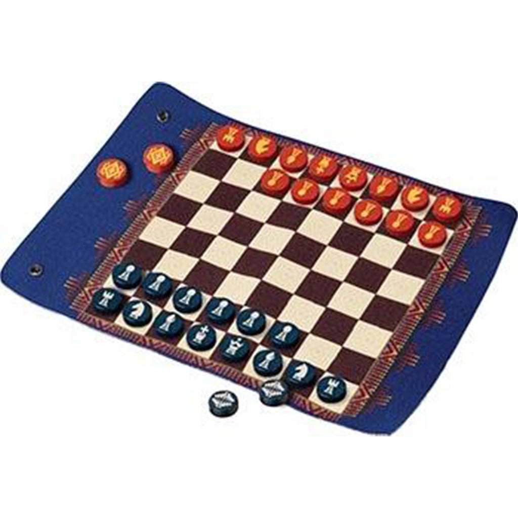 Pendleton Chess & Checkers Set Board Game