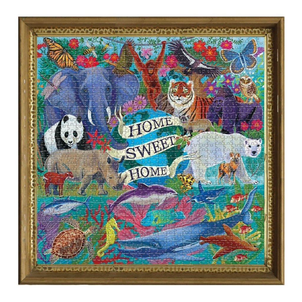 Planet Earth 1000 Piece Eeboo Puzzle
