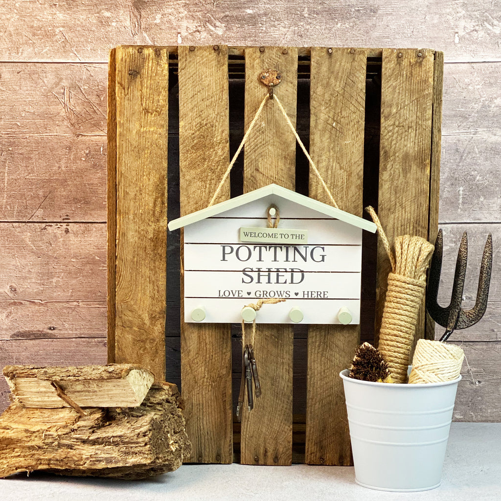 Potting Shed Hanging Hook