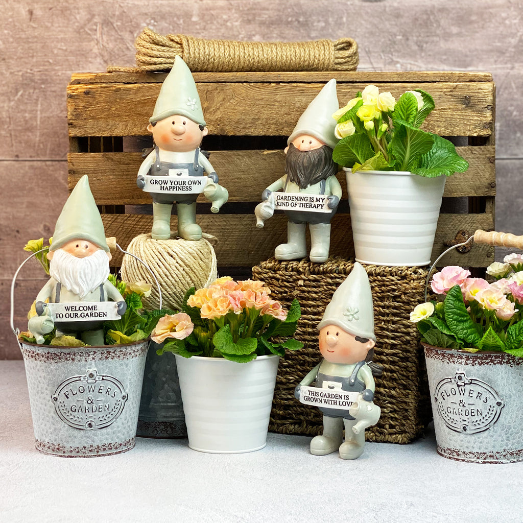 Potting Shed Gnome - With Love