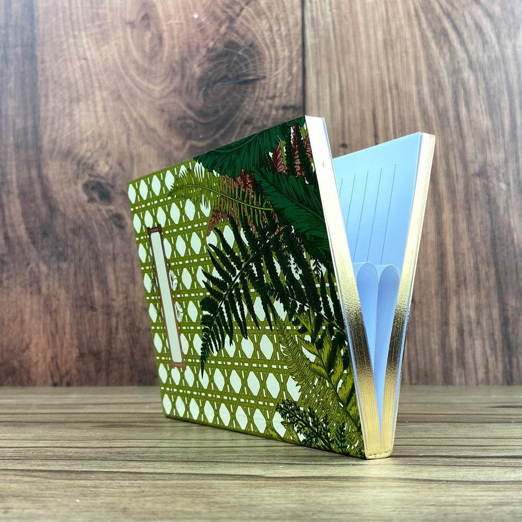 A6 Fern Notepad
