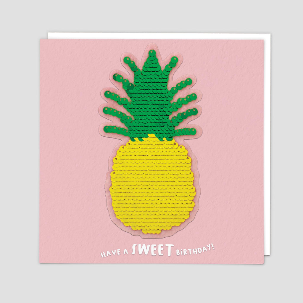 Pineapple Shine Card