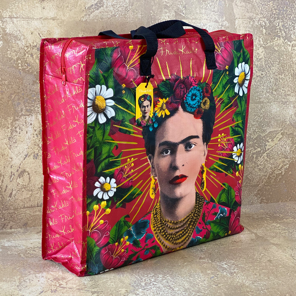 Frida Kahlo Large Shopping Bag
