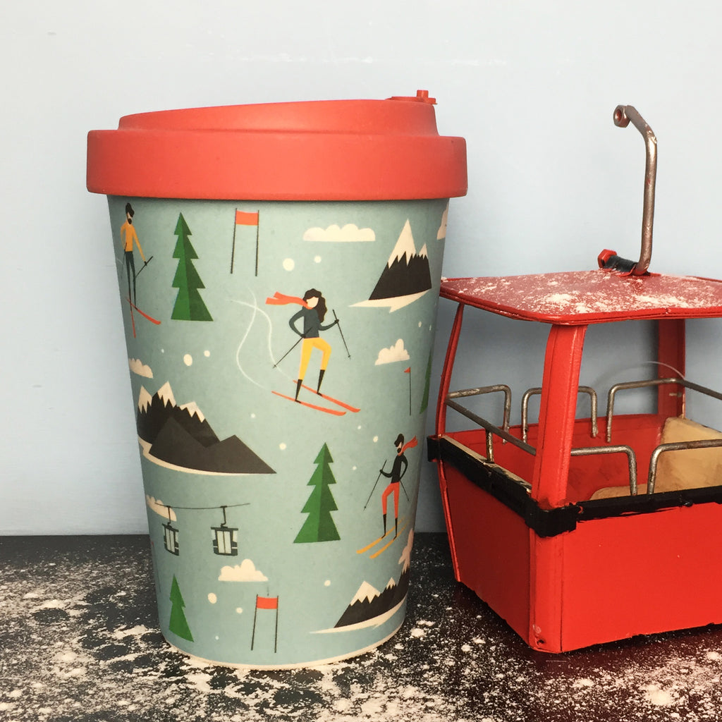 Alpine Bamboo Travel Mug