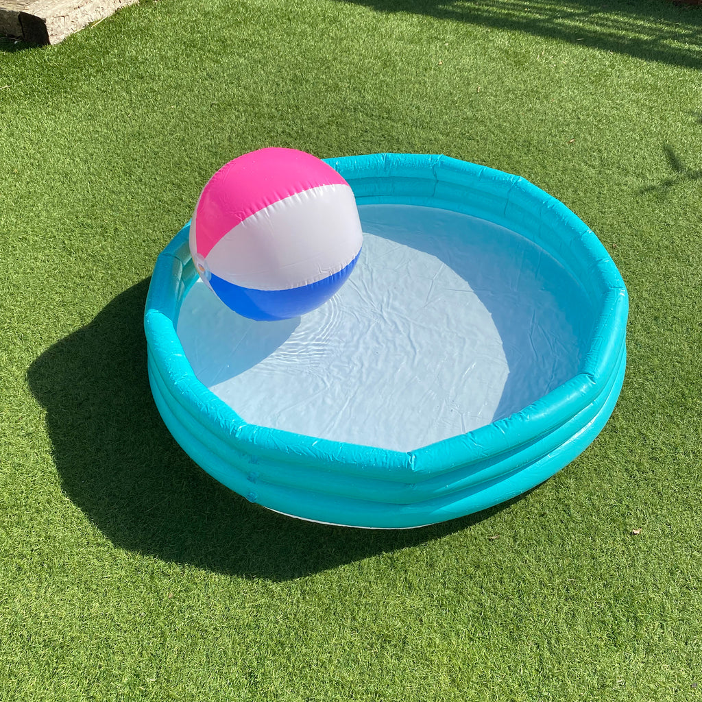 Children's 3-Ring Paddling Pool