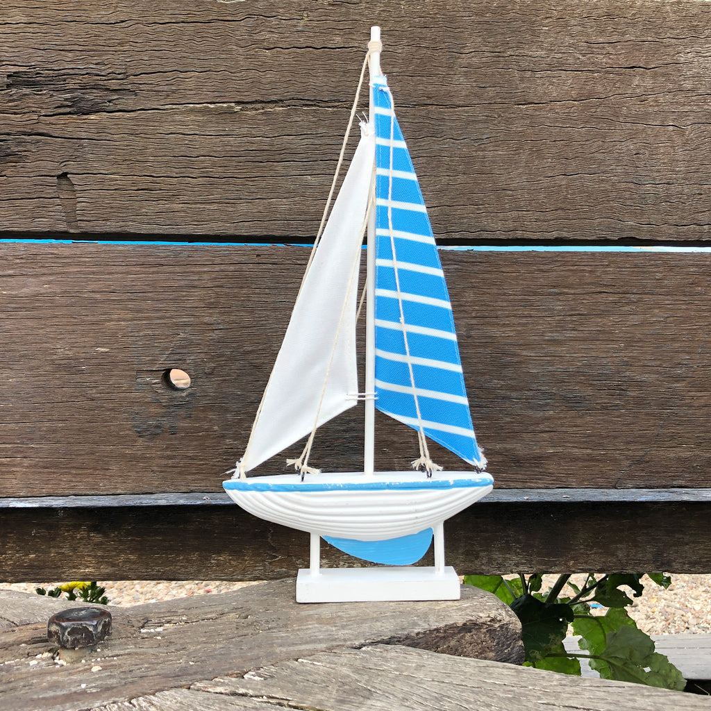 Wooden Sailing Boat