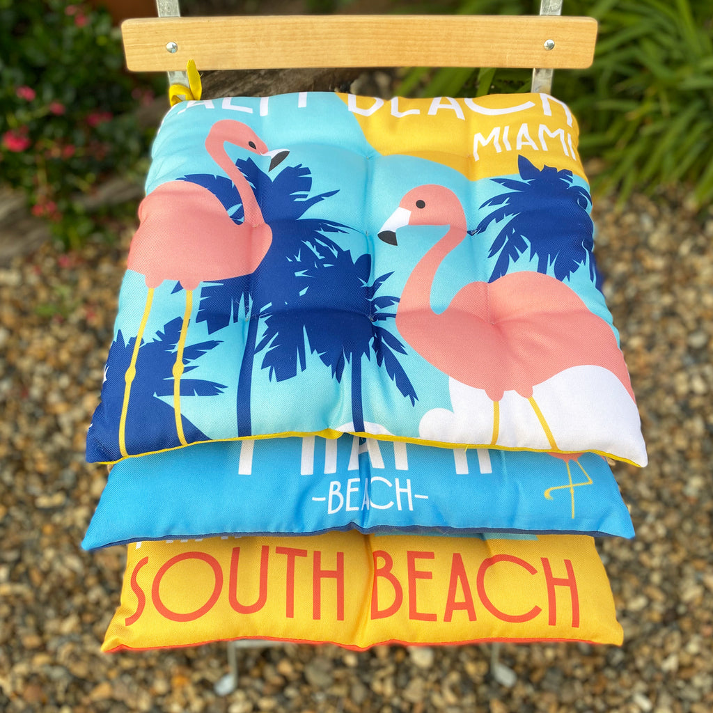 South Beach Seat Pads