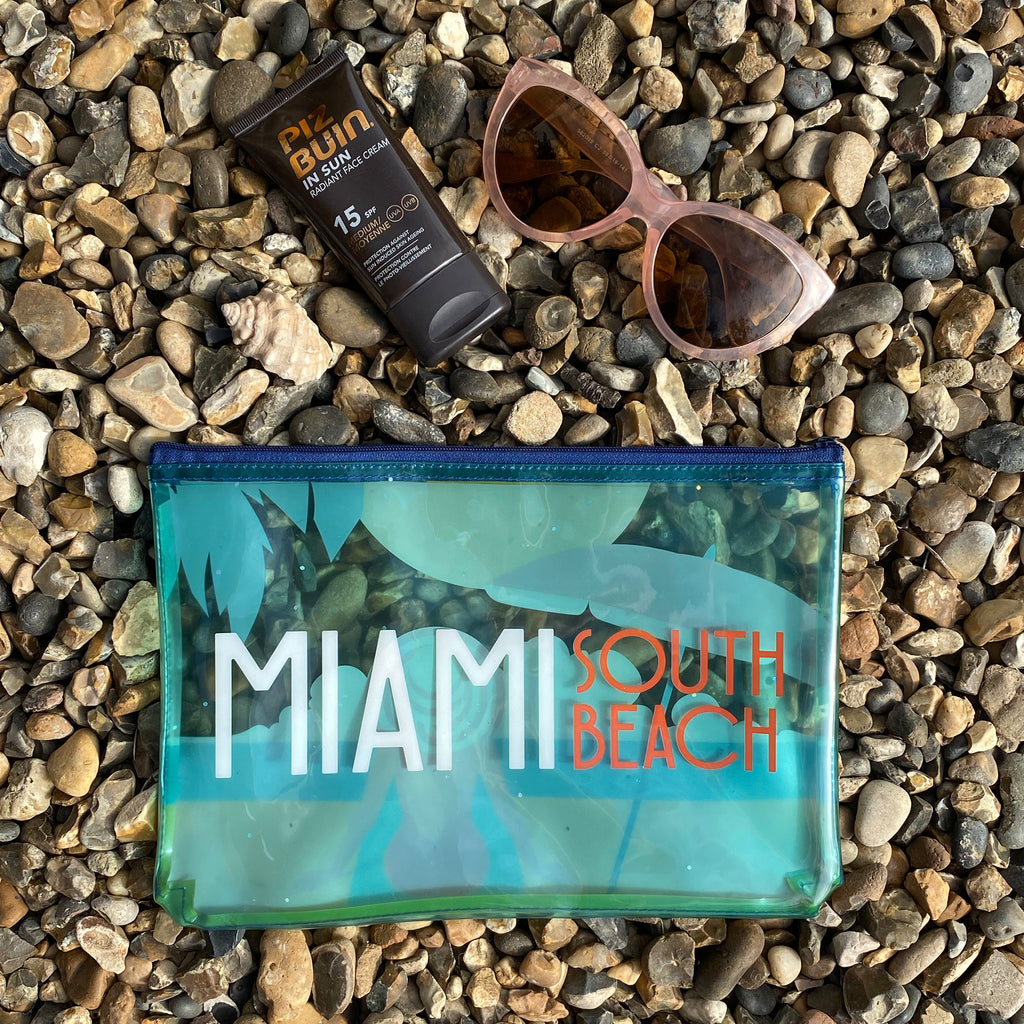 South Beach Zip Case