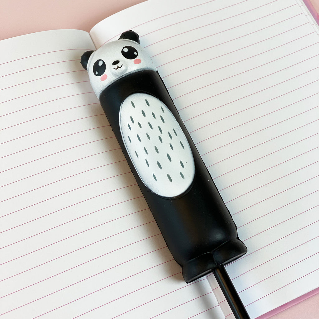 Panda Squishy Pen