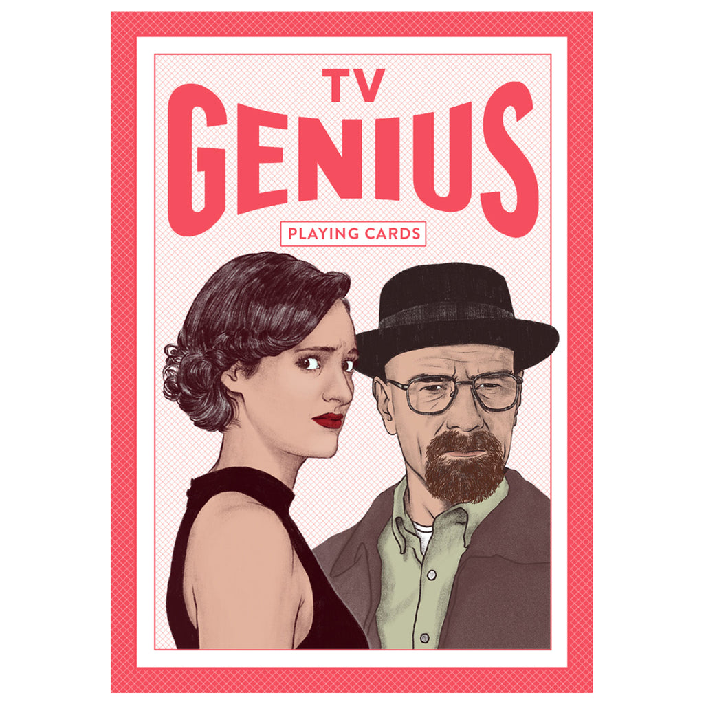 Genius TV Card Game