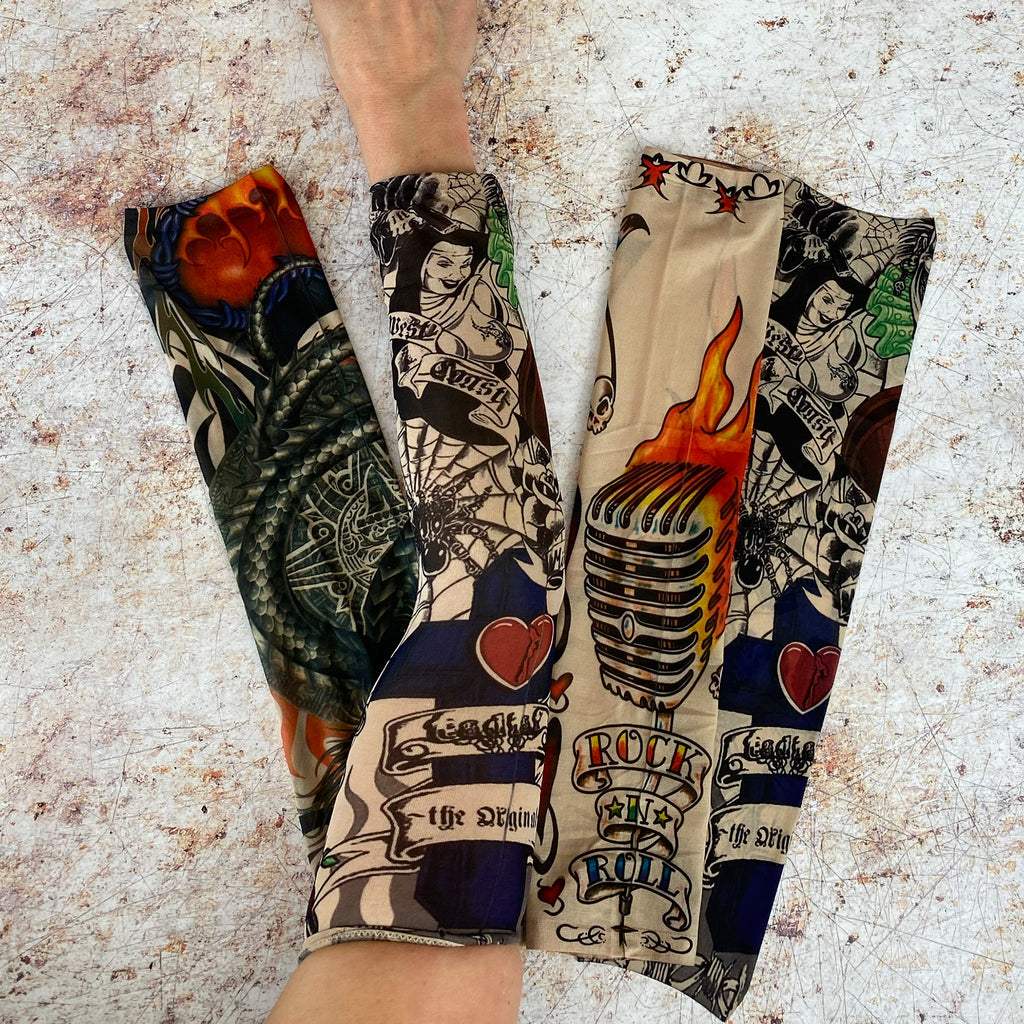 Tattoo Arm Sleeve
