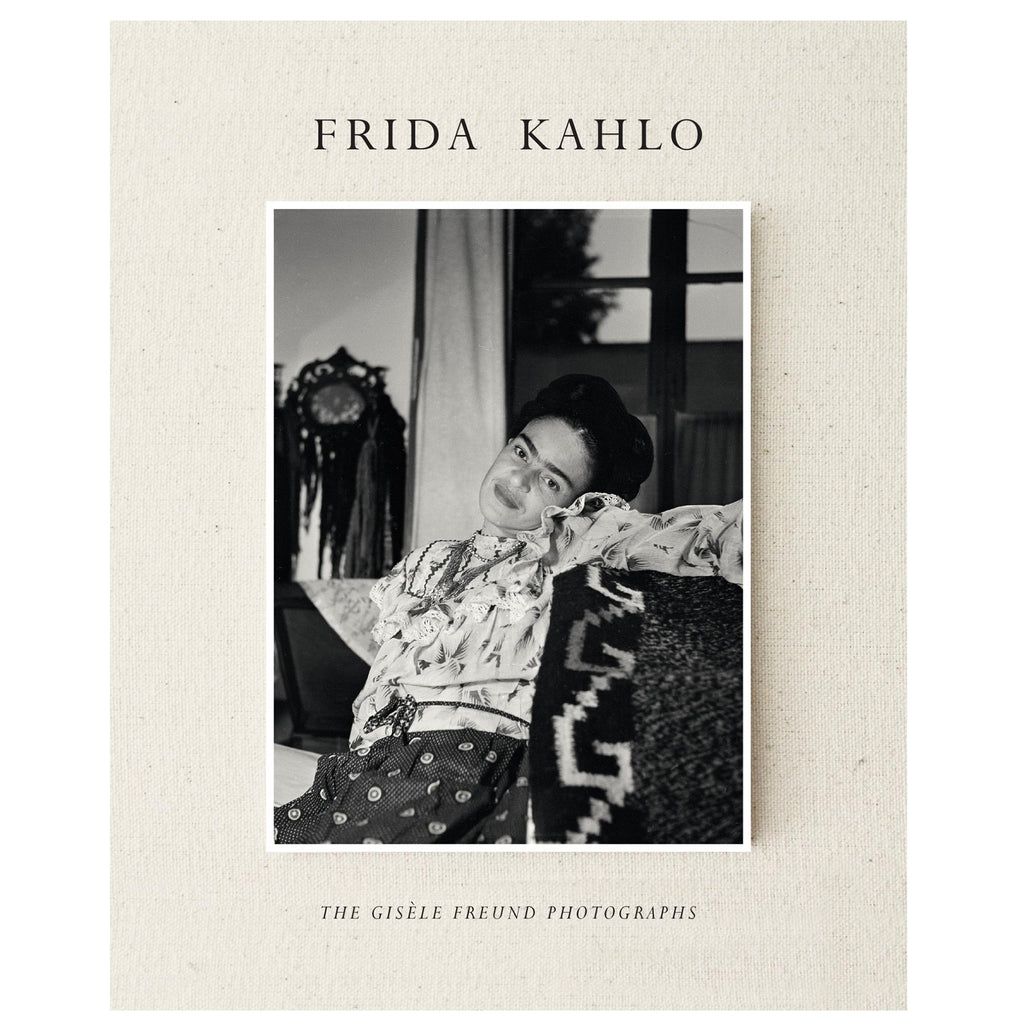 Frida Kahlo: The Gisèle Freund Photographs
